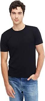 LilySilk <b>Mens</b> Silk <b>Knitted T Shirt 100</b>% Pure Mulberry Soft Cool ...