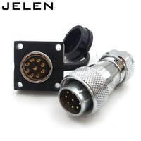 <b>WS16</b> Metal Waterproof <b>connector</b>
