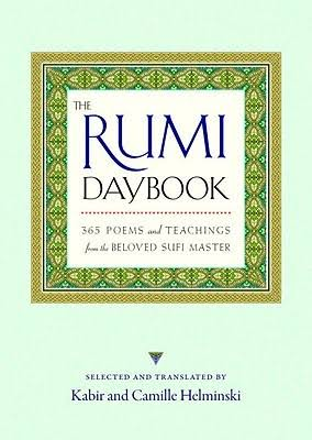 طلب كتاب the rumi day book