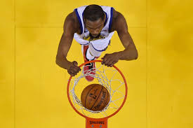 Photos: Kevin Durant vs. James Harden in Game 1 of NBA playoff ...