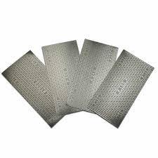 <b>Diamond Sandpaper</b> Coated Honeycomb Replacement Abrasive ...