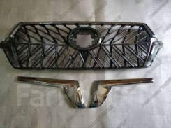 Купить тюнинг <b>решетка радиатора</b> Тойота Ленд Крузер в ...