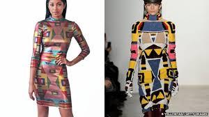 #BBCTrending: <b>Fashion</b> Week controversy over Native <b>design</b> - BBC ...