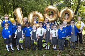 fairtrade celebrates a thousand schools in the uk