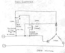 3 phase converters static converter schematic