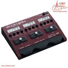 <b>Гитарный процессор Zoom</b> B3N - Магазин музыкальный ...