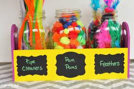 jar crafts home easy diy: mason jar craft caddy crafts unleashed