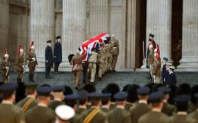 Margaret Thatcher funeral: as it happened - Telegraph