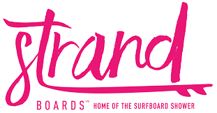 Strand Boards - Home of the <b>Outdoor Surfboard</b> Shower
