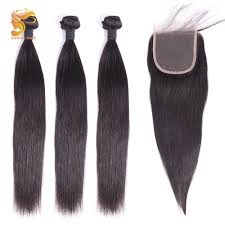 <b>AOSUN HAIR Brazilian</b> Deep Wave Lace Frontal Closure 13x4 With ...