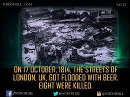 「1814, London Beer Flood」の画像検索結果