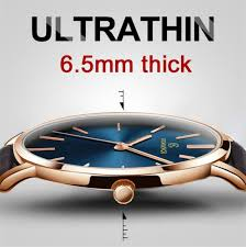 Relogio Masculino Mens Watches <b>Top Brand Luxury Ultra-thin</b> Wrist ...