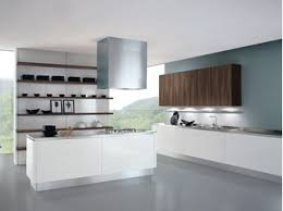 kitchen island integrated handles arthena varenna: lacquered fitted kitchen with island touch kitchen with island oikos cucine
