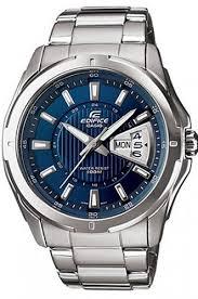 Мужские кварцевые наручные <b>часы Casio EF</b>-<b>129D</b>-<b>2A коллекции</b> ...