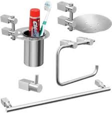 Doyours <b>5 Pieces Bathroom Accessories Set</b>, Hotelier series 2 ...