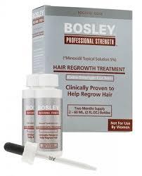 BOSLEY <b>Усилитель роста волос, для</b> мужчин 2*60 мл купить в ...