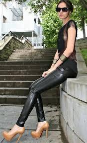 Latex Asian Girl