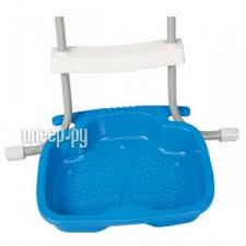 Купить Intex <b>Ванночка</b> для ополаскивания <b>ног</b> 29080 по низкой ...