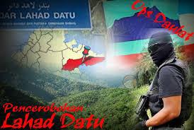 Sabah Diceroboh