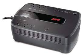 APC UPS Battery Backup & Surge Protector, 650VA ... - Amazon.com