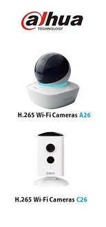 Dahua launches <b>H</b>.<b>265 Wifi</b> cameras for consumer market ...
