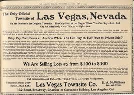 「1905, las vegas」の画像検索結果