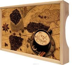 """<b>Поднос Gift'n'Home</b> """"Доброе утро"""", 25 х 37,5 см — купить в ..."""