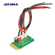 AIYIMA <b>Mini Bluetooth Receiver</b> Module With 4Ohm <b>3Wx2</b> Speakers ...