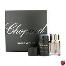 <b>Chopard Noble Vetiver</b> Coffret: Eau De Toilette Spray 50ml/1.7oz + ...