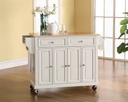 styles kitchen utility cart natural stainless crosley furniture natural wood top kitchen cart island