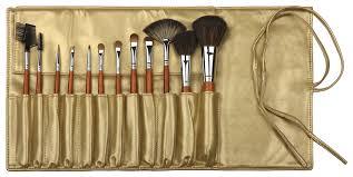 Купить кисть для макияжа <b>LIMONI Mahogany</b> 12 шт, цены в ...