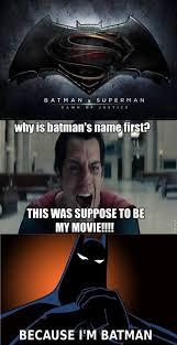 Batman Vs Superman Movie | Funny Pictures, Quotes, Memes, Jokes via Relatably.com