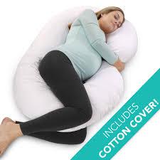 PharMeDoc <b>Pregnancy Pillow</b> - C Shaped Maternity Body <b>Pillow for</b> ...