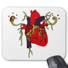 puppyluv mouse pad anatomy office