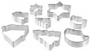 Купить <b>Форма</b> для печенья стальная Fackelmann 43013, 8 шт. по ...