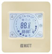 <b>Программируемый терморегулятор IQWatt</b> THERMOSTAT TS ...