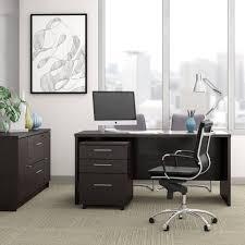 <b>Upper</b> Square Marta <b>2 Piece</b> Office <b>Set</b> with Hutch | Wayfair