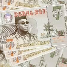 <b>African</b> Giant - Album by <b>Burna Boy</b> | Spotify