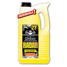 HG5688 - купить <b>Незамерзающая жидкость Hi-Gear</b> RADAR -27 ...