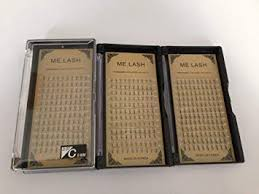 ME.LASH 3 Trays/lot 5D Grafting False EyeLash ... - Amazon.com