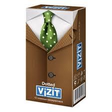 <b>Презервативы VIZIT</b> Dotted <b>Точечные 12</b> шт. — купить в ...