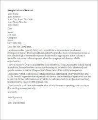 Business Templates Letter Of Interest For An Internal Job Position     Pinterest