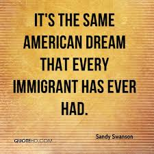 Immigrant Quotes - Page 4 | QuoteHD via Relatably.com