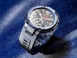 Huami показала суперзащищенные <b>умные часы Amazfit</b> T-Rex ...