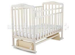 Детская <b>кроватка</b> Sweet <b>Baby</b> Ennio маятник поперечный Детская ...