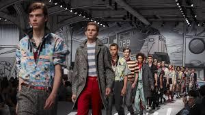 Prada Spring/<b>Summer 2018</b> Menswear Show - YouTube