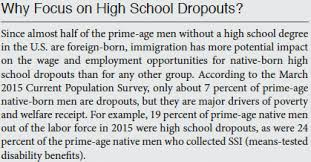 high school dropout essay introduction   essay topicsbut in his paper mr richwine thought the distinction between high school graduates and dropouts was  high school dropout essays cause and effect