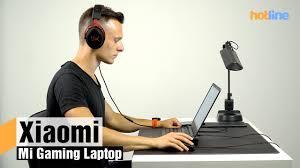<b>Xiaomi Mi Gaming</b> Laptop — обзор игрового <b>ноутбука</b> - YouTube