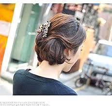 Korea <b>Korean Acrylic hair</b> simple gripper hair caught hairpin large ...