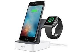 <b>Док</b>-<b>станция</b> Belkin PowerHouse Charge Dock для <b>Apple Watch</b> и ...